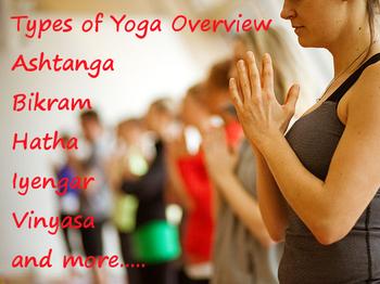 types f yoga