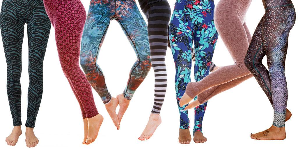 12 best yoga pants for women