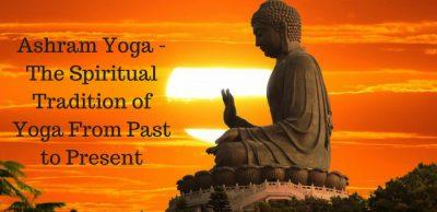ashram yoga origins