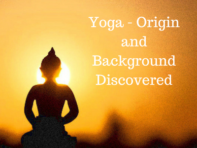 yoga origin and background discovered