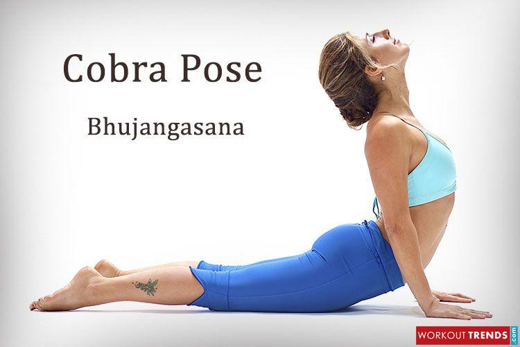 cobra pose for hot yoga