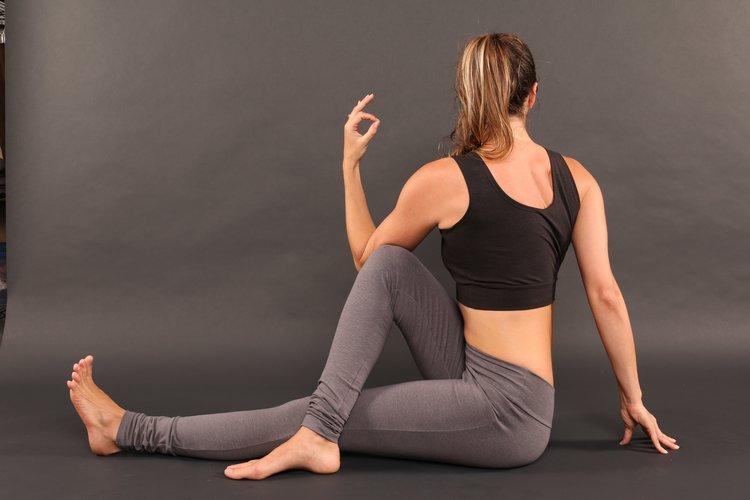 organic yoga leggings