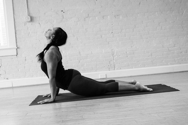 seal pose yin yoga
