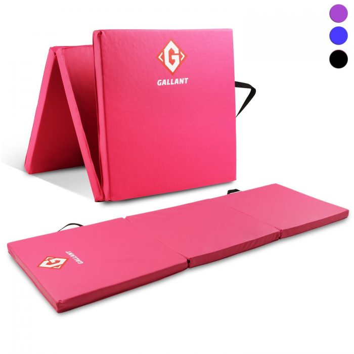 Best Folding Yoga-Exercise Mat