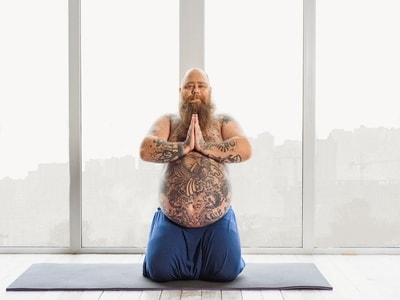 yoga mats for big guys