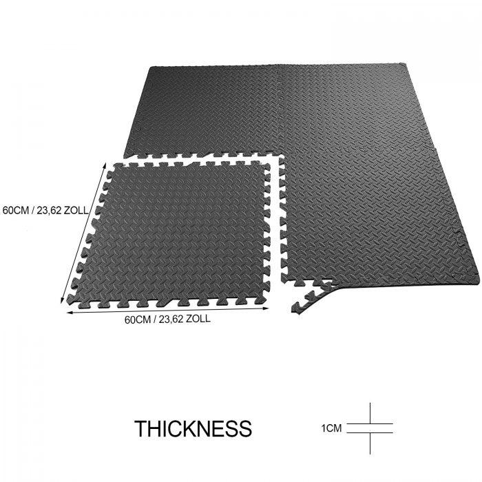 yoga mats for big guys